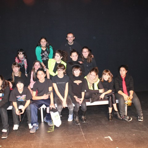 12_13 grupo de teatro 1º ciclo