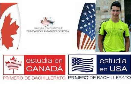 Alberto Escalada, ganador de una beca de la Fundación Amancio Ortega