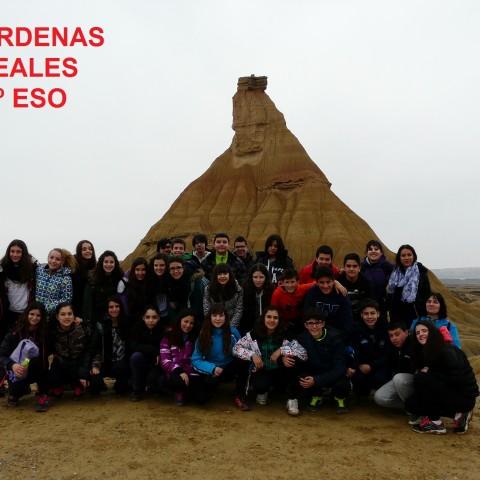 BARDENAS REALES-3ESO