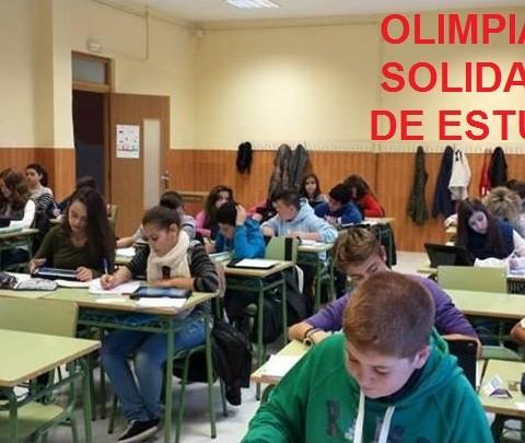 OLIMPIADA SOLIDARIA 01