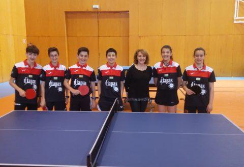 Campeonato de España de tenis de mesa