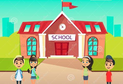 Recepción de alumnos, viernes 7 de septiembre